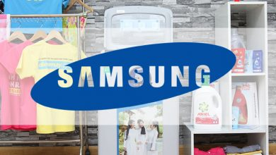 ba loi may giat samsung