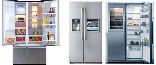 các hãng tủ lạnh